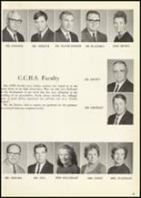 1968 Central Cambria High School Yearbook Page 16 & 17
