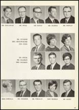 1968 Central Cambria High School Yearbook Page 18 & 19