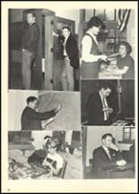 1968 Central Cambria High School Yearbook Page 20 & 21