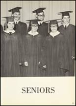 1968 Central Cambria High School Yearbook Page 24 & 25
