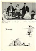 1968 Central Cambria High School Yearbook Page 26 & 27