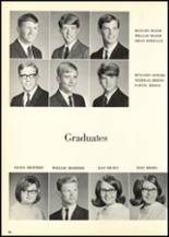 1968 Central Cambria High School Yearbook Page 28 & 29
