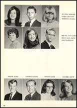 1968 Central Cambria High School Yearbook Page 34 & 35