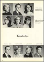 1968 Central Cambria High School Yearbook Page 36 & 37