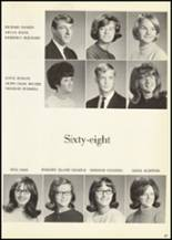 1968 Central Cambria High School Yearbook Page 40 & 41
