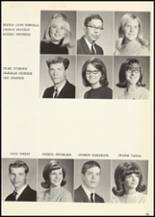 1968 Central Cambria High School Yearbook Page 42 & 43