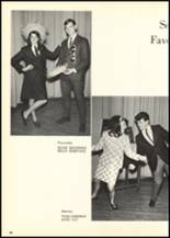 1968 Central Cambria High School Yearbook Page 48 & 49
