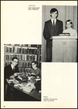 1968 Central Cambria High School Yearbook Page 50 & 51