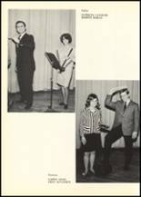 1968 Central Cambria High School Yearbook Page 52 & 53