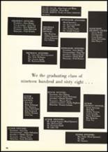 1968 Central Cambria High School Yearbook Page 54 & 55