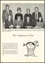 1968 Central Cambria High School Yearbook Page 66 & 67