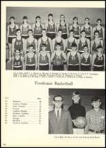 1968 Central Cambria High School Yearbook Page 98 & 99