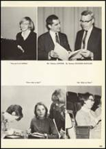 1968 Central Cambria High School Yearbook Page 106 & 107