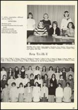 1968 Central Cambria High School Yearbook Page 110 & 111