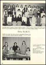 1968 Central Cambria High School Yearbook Page 112 & 113