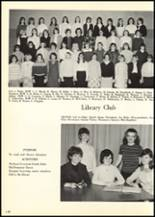 1968 Central Cambria High School Yearbook Page 116 & 117