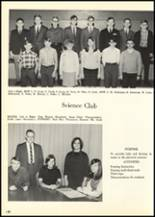 1968 Central Cambria High School Yearbook Page 124 & 125
