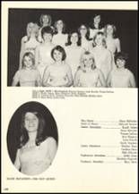 1968 Central Cambria High School Yearbook Page 142 & 143