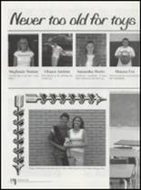 2002 Velma-Alma High School Yearbook Page 16 & 17
