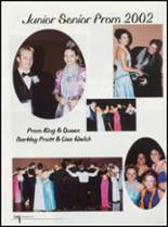 2002 Velma-Alma High School Yearbook Page 18 & 19