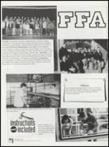 2002 Velma-Alma High School Yearbook Page 34 & 35