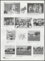 2002 Velma-Alma High School Yearbook Page 42 & 43