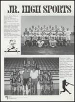 2002 Velma-Alma High School Yearbook Page 46 & 47