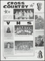 2002 Velma-Alma High School Yearbook Page 52 & 53
