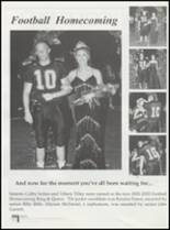 2002 Velma-Alma High School Yearbook Page 60 & 61