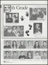 2002 Velma-Alma High School Yearbook Page 80 & 81