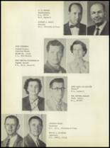 1954 Rosebud-Lott High School Yearbook Page 16 & 17