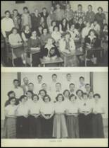 1954 Rosebud-Lott High School Yearbook Page 22 & 23