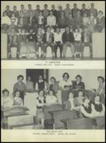 1954 Rosebud-Lott High School Yearbook Page 24 & 25