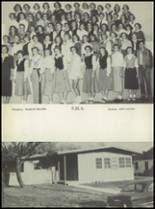 1954 Rosebud-Lott High School Yearbook Page 26 & 27