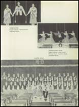 1954 Rosebud-Lott High School Yearbook Page 28 & 29
