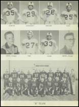 1954 Rosebud-Lott High School Yearbook Page 36 & 37