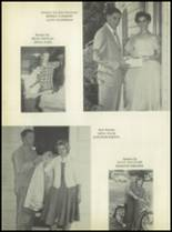 1954 Rosebud-Lott High School Yearbook Page 42 & 43