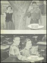 1954 Rosebud-Lott High School Yearbook Page 44 & 45