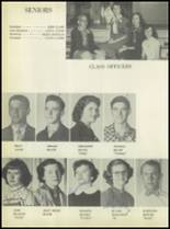 1954 Rosebud-Lott High School Yearbook Page 46 & 47