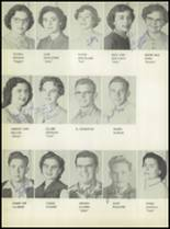 1954 Rosebud-Lott High School Yearbook Page 48 & 49