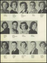 1954 Rosebud-Lott High School Yearbook Page 50 & 51