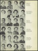1954 Rosebud-Lott High School Yearbook Page 58 & 59