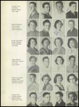 1954 Rosebud-Lott High School Yearbook Page 60 & 61