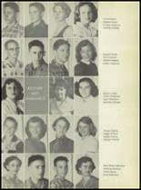 1954 Rosebud-Lott High School Yearbook Page 62 & 63