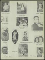 1954 Rosebud-Lott High School Yearbook Page 64 & 65