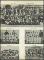 1954 Rosebud-Lott High School Yearbook Page 70 & 71