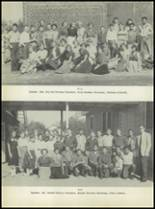 1954 Rosebud-Lott High School Yearbook Page 72 & 73