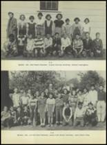 1954 Rosebud-Lott High School Yearbook Page 74 & 75