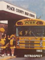 1983 Yearbook Peach County High School
