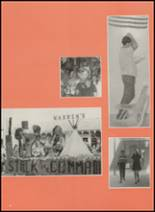 1972 Idabel High School Yearbook Page 14 & 15
